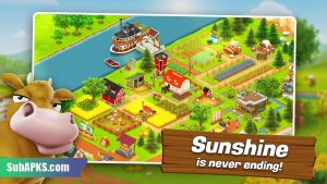 Hay Day MOD APK [Unlimited Coins/Gems/Seeds] 2021 4