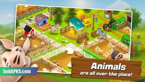 Hay Day MOD APK [Unlimited Coins/Gems/Seeds] 2021 2