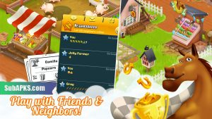 Hay Day MOD APK [Unlimited Coins/Gems/Seeds] 2021 5