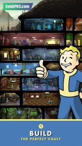 Fallout Shelter Mod Apk Unlimited Lunch Boxes And Caps 2021 3