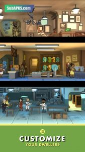 Fallout Shelter Mod Apk Unlimited Lunch Boxes And Caps 2021 4