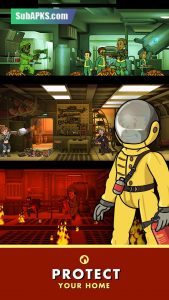Fallout Shelter Mod Apk Unlimited Lunch Boxes And Caps 2021 5