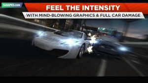 Need For Speed Most Wanted Mod Apk (Unlimited Money And Gold) 2021 4