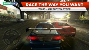 Need For Speed Most Wanted Mod Apk (Unlimited Money And Gold) 2021 5