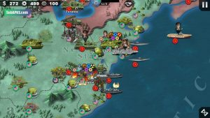 World Conqueror 4 Mod Apk Unlimited Everything 2021 4