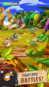 Angry Birds Epic Mod Apk Unlimited Everything 2021 1