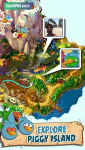 Angry Birds Epic Mod Apk Unlimited Everything 2021 2