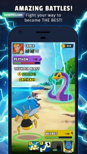 Dynamons World Mod Apk Hack Unlimited Coins And Gems 2021 2
