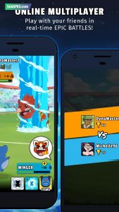 Dynamons World Mod Apk Hack Unlimited Coins And Gems 2021 3