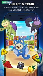 Dynamons World Mod Apk Hack Unlimited Coins And Gems 2021 4