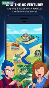 Dynamons World Mod Apk Hack Unlimited Coins And Gems 2021 5